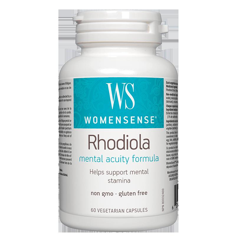 Rhodiola WomenSense®/ Златен корен 500 mg x 60 капсули