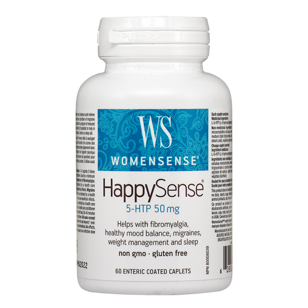 HappySense® WomenSense®/ 5-НТР 50 mg...