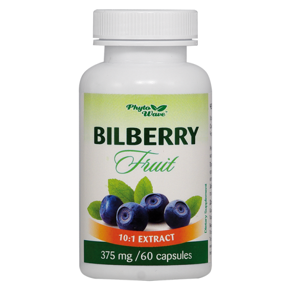 Bilberry Fruit/ Черна боровинка...