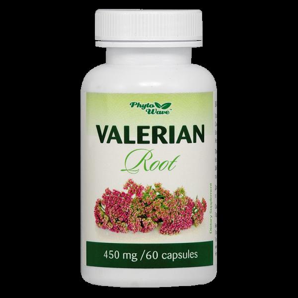 Valerian Root/ Валериана (корен) 450...