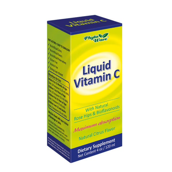 Vitamin C Liquid/ Витамин С +...