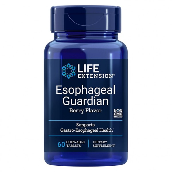 Esophageal Guardian, 60 дъвчащи...