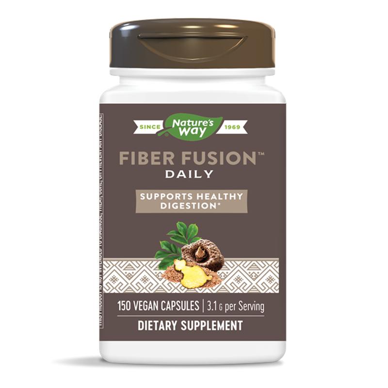 Fiber Fusion™ Daily/ Диетични фибри х 150 капсули