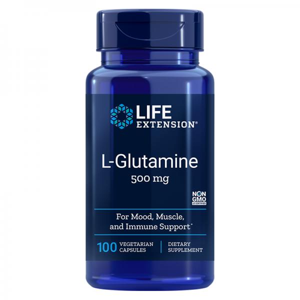 L-Glutamine/ Л-Глутамин 500 mg х 100...