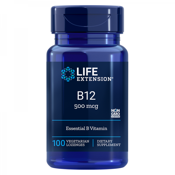Vitamin B12/ Витамин В12 500 mcg x...