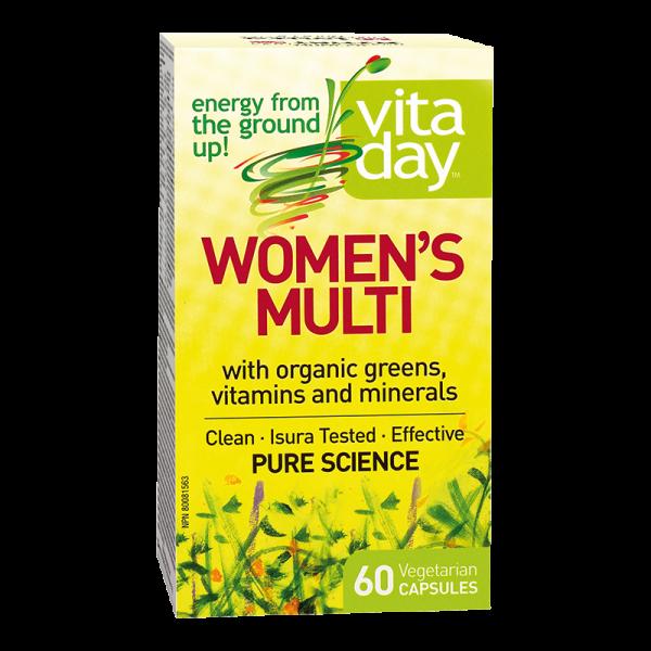 Vitaday Women's Multi / Мултивитамини...