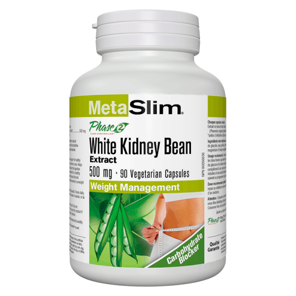 MetaSlim® Phase 2® White Kidney Bean...