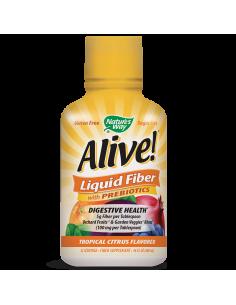 Alive! Liquid Fiber With...
