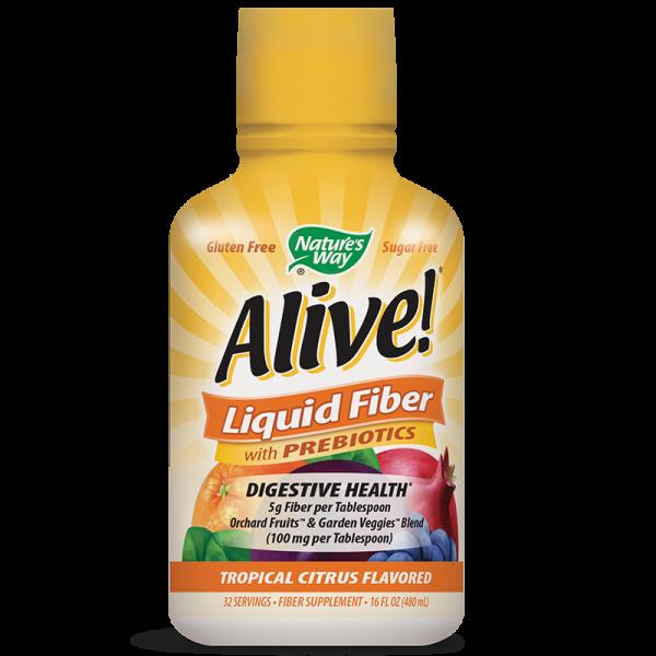 Alive! Liquid Fiber With Prebiotics/...