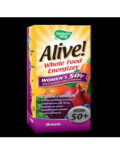 Alive! Women's 50+ / Алайв!...