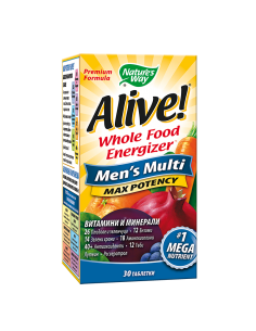 Alive! Men's Multi Max...