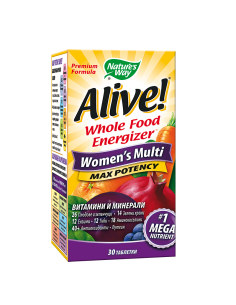 Alive! Women's Multi Max...