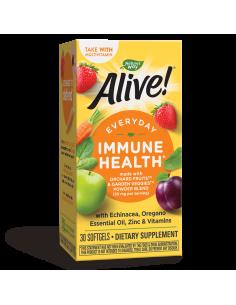Alive! Immune Health x 30...
