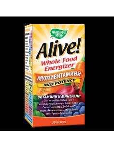 Alive! Multi-Vitamin /...