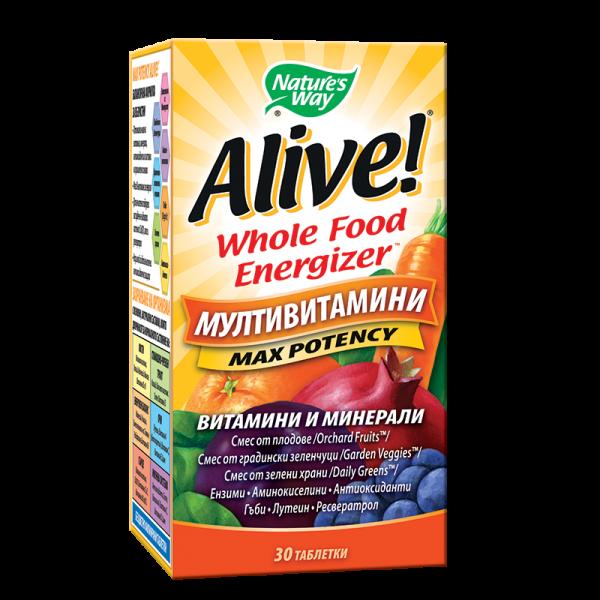 Alive! Multi-Vitamin / Алайв!...
