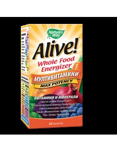 Alive! Multi-Vitamins /...