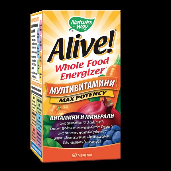 Alive! Multi-Vitamin / Алайв...