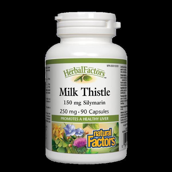 Milk Thistle / Бял трън, 250 mg, 90...