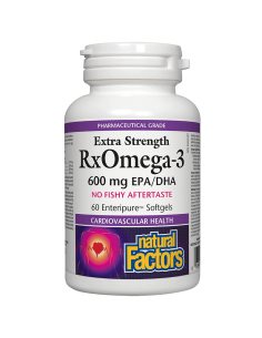 RX Omega-3 Extra Strength...