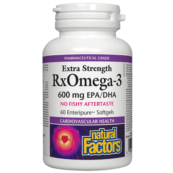 RX Omega-3 Extra Strength (Омега...