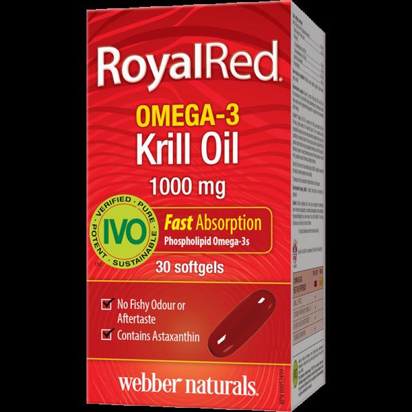 Omega-3 Krill Oil RoyalRed®/ Омега-3...