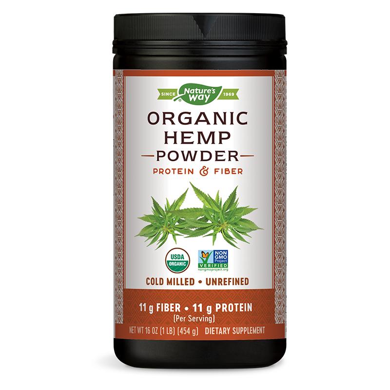 Hemp Powder Organic / Коноп с Протеини и Фибри х 454 g