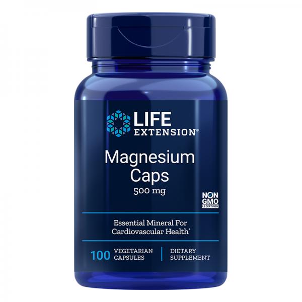 Magnesium/ Магнезий 500 mg х 100 капсули