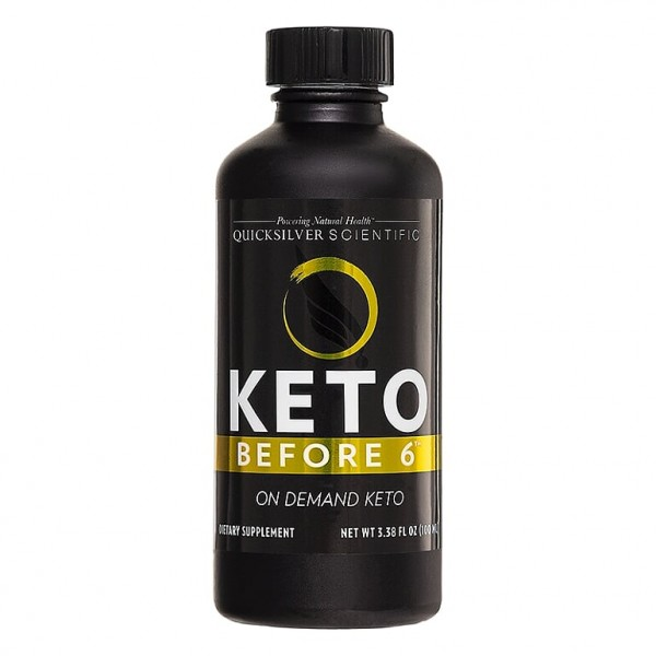 Keto Before 6™, 100 ml