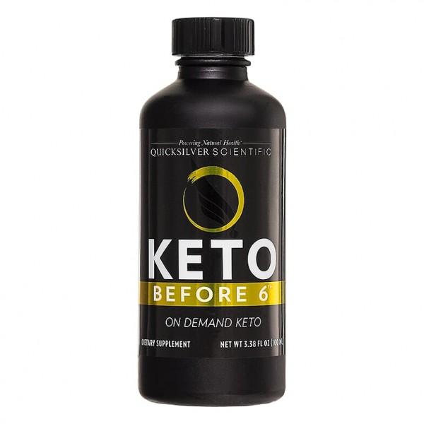 Keto Before 6™, 100 ml