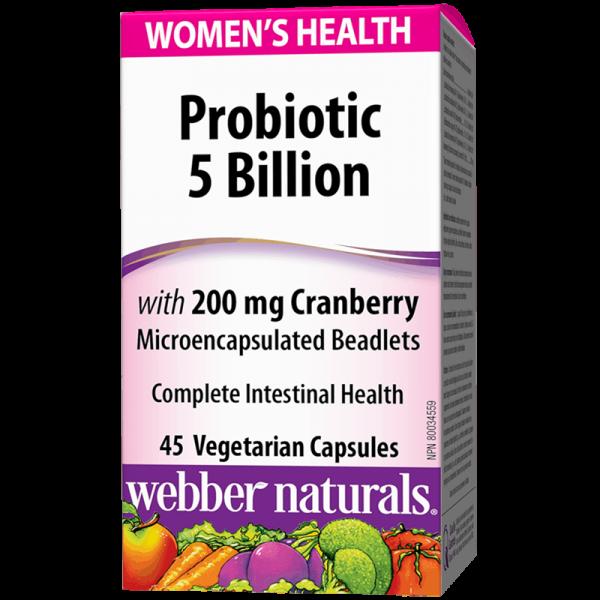 Women's Health Probiotic 5 Billion /...