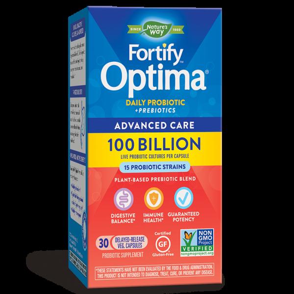 Fortify Optima Advanced Care 100...
