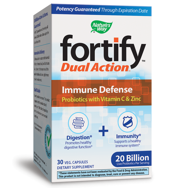 Fortify™ Dual Action Имунна Защита...