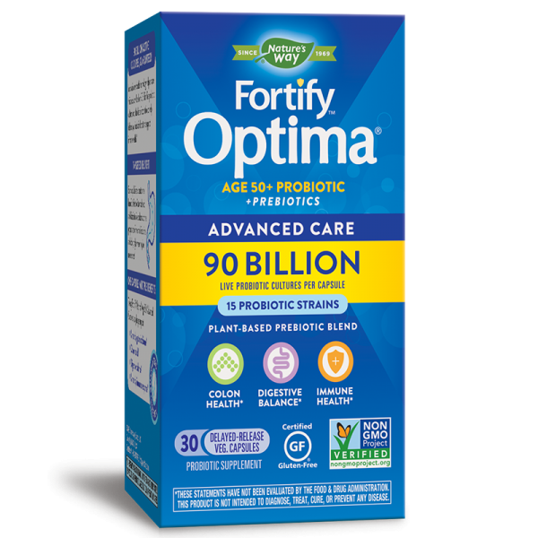 Fortify™ Optima® Probiotic Advanced...