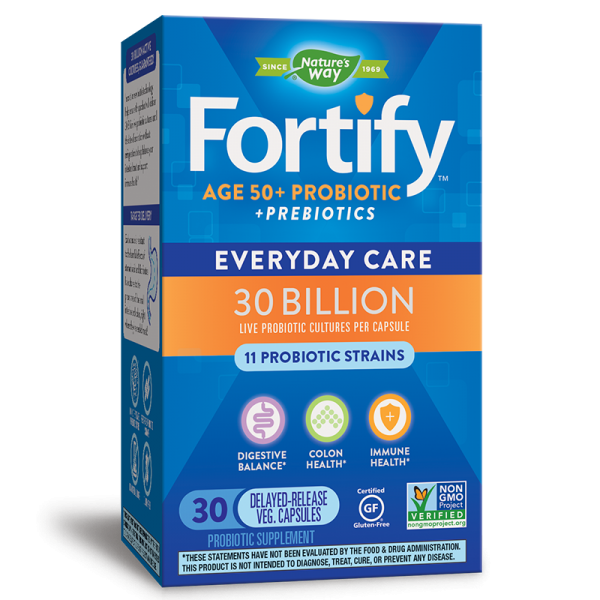 Fortify™ Everyday Care Probiotic 50+/...