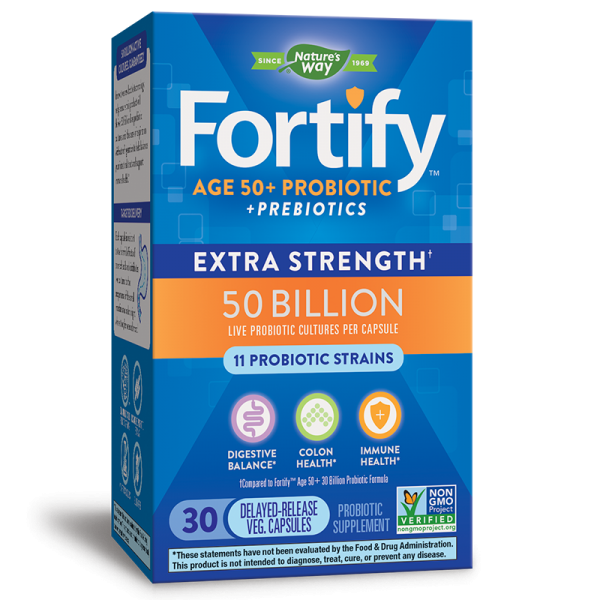 Fortify™ Extra Strenght Probiotic...