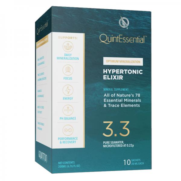 QuintEssential Hypertonic Elixir 3.3,...