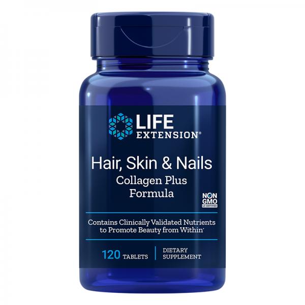 Hair, Skin & Nails Collagen Plus...