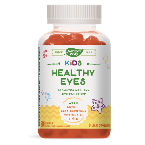 Kids Healthy Eyes, 60 желирани таблетки