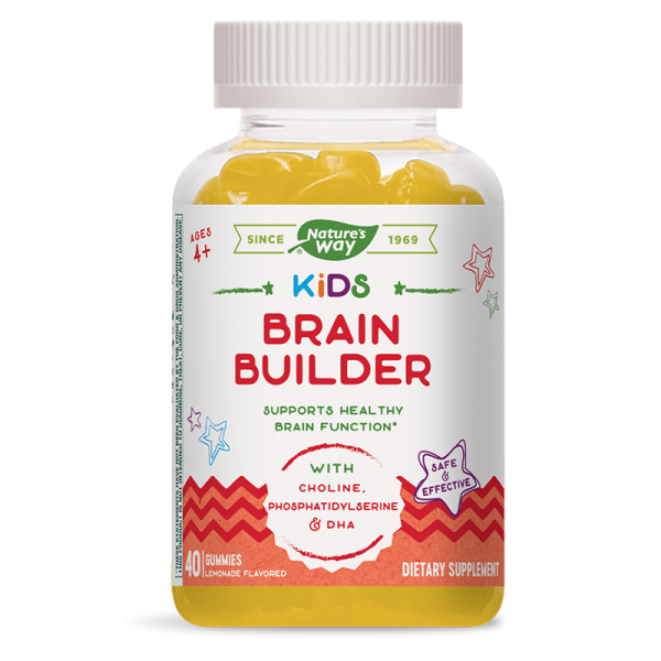 Kids Brain Builder /С холин,...