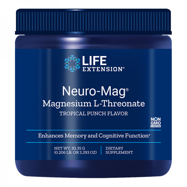 Neuro-Mag Magnesium L-Threonate,...