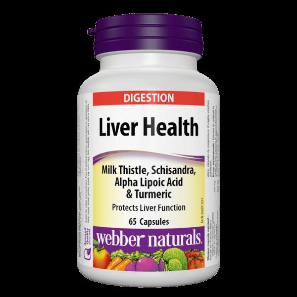 Liver Health/ Млечен бодил, Шизандра,...