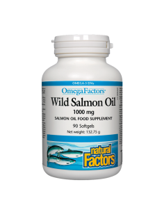 Wild Salmon Oil / Масло от...