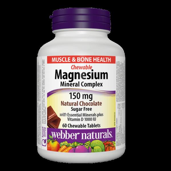 Magnesium Mineral Complex/ Магнезий...