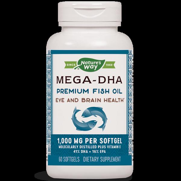 Mega-DHA/ Докозахексаенова киселина...