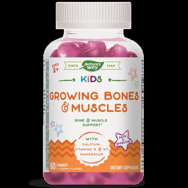 Kids Growing Bones & Muscles, 60...