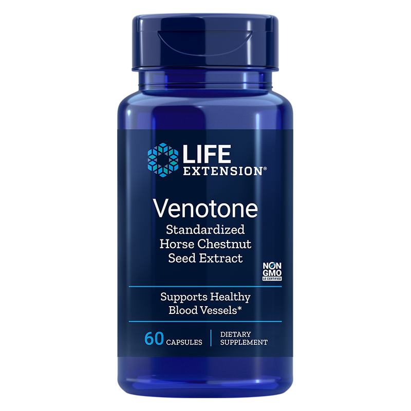 Venotone Standardized Horse Chestnut Seed Extract/ Див кестен 250 mg х 60 капсули