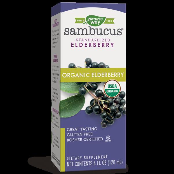 Sambucus  Organic Syrup / Самбукус...