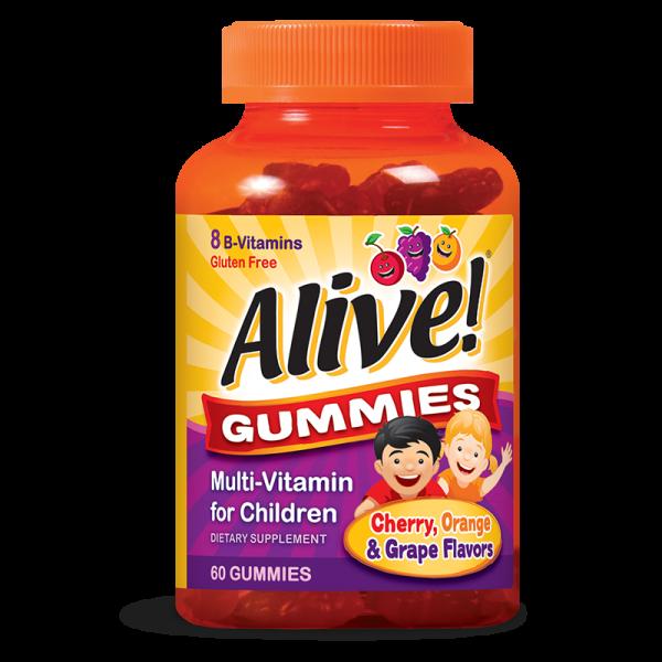 Alive! Multi-vitamin For Children...