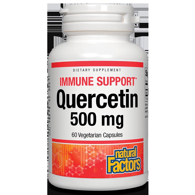 Immune Support Quercetin/ Кверцетин 500 mg х 60 капсули