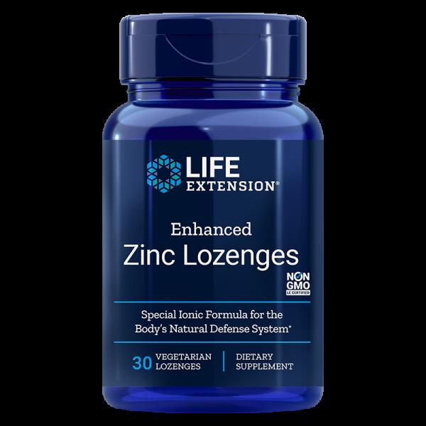 Enhanced Zinc Lozenges/ Цинк х 30...